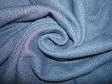 Синь/белизна ткани шерстей вереска простирания T/R имитационная