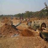 Машина подходящего золота стойкости влажного меля в Судане