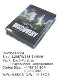 Caja de la lata de CD/DVD