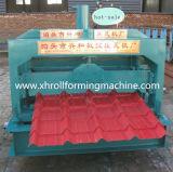 Roulis glacé par produits de tuile de toit en métal formant la machine