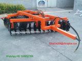 Beste Verkaufs-hydraulische Platten-Egge mit Peilung-Kombination für 100HP Yto Traktor