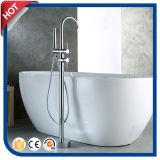 Faucet ereto do assoalho de bronze sanitário dos mercadorias da fábrica de China