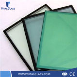 공간 또는 Milk/White/Clolored Laminated Glass/Tempered Laminated Glass/Tempered Low E Laminated Glass/Colored Toughened Bulletproof Laminated Glass