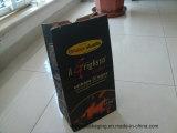 Bolsa de papel de Kraft del carbón de leña de madera