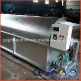 Castaña y máquina del asador del anacardo