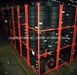 Пакгауз штабелируя портативный передвижной шкаф хранения автошины металла