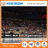 Extérieur HD P6 Full Color Stadium LED Display (Vidéo / Image / Score)