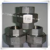 Ajustage de précision de pipe masculin d'acier inoxydable
