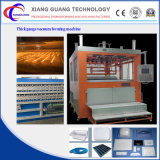 Thick Gauge Plastic Vacuum Making Machine Fornecedores Xg-Machinery