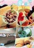 Máquina de sorvete frita, máquina de sorvete de fritura