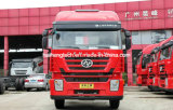 Alta qualidade Saic Iveco Hongyan M100 350HP 4X2 Trailer Head/Truck Head /Tractor Truck de Euro 4