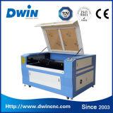 China-Preis Mini-CO2CNC Laser-Stich und Ausschnitt-Maschine
