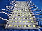 Diodo emissor de luz DC12V do módulo SMD do diodo emissor de luz da venda direta 5050 da fábrica
