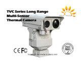 Multi-Sensor van de Lange Waaier van de Reeks van Tvc Thermische Camera met 2 de MegaWaaier van de Opsporing van Pixel CCD& 210km