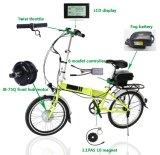 Детали мотора 250W эпицентра деятельности переднего колеса Bike Czjb Jb-75q электрические