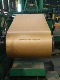 Spitzen-PPGI Patten-Ring-Glanz/Mattmuster-Oberflächenbehandlung-hölzerner Entwerfer-Stahl
