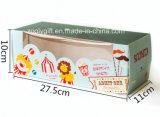 마분지 소형 컵케이크 포장 종이상자를 인쇄하는 질