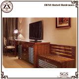 Мебель спальни роскошной гостиницы