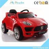 Conduite d'enfant de BMX RC sur le véhicule électrique éducatif d'enfants de véhicule