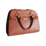 100% Handmade Fashion Italy Lady Leather Handbags