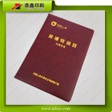 De Druk van Noebook van de Agenda van de Referentie van het Leven van China