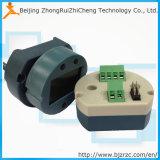 H644 de Sensor van de Temperatuur van het Type van PT100/de Zender van de Temperatuur van het Type van K