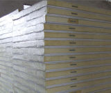 Панель 2400X1200X100mm PU сандвича холодной комнаты