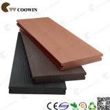 Niedrige Kostenzusammengesetzter Decking-Fußboden für Garten (TW-K03)