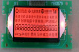 Type affichage à cristaux liquides de FSTN de l'écran LCD FSTN de segment