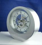 置時計の記念品のクロックギフトのクロック
