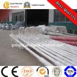 3 ~ 20 Metros buena garantía doble poste de alumbrado público LED armas IP65 Galvanización