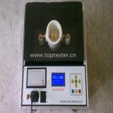 Verificador do petróleo do transformador da força dieléctrica do petróleo da isolação do teste (Bdv-Iij-100kv)