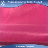 il taffettà 100% del poliestere 210t 70d impermeabilizza il tessuto del rivestimento di Ripstop