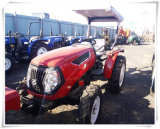 Iso 9001 Approvel Factory Tractors 40HP 45HP 4WD da vendere