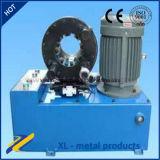 Máquina que prensa del manguito de control de tacto