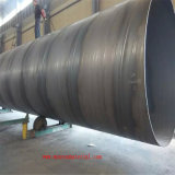 Спиральн труба диаметра пробки 700mm для перевозки