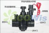 Válvulas electromagnéticas de la irrigación de la agricultura de la CA 24V (HT6702)