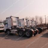 camion del trattore di 6X4 380HP Sinotruk HOWO A7 con il condizionatore d'aria