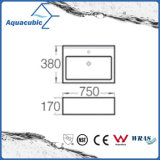 Quadratische Badezimmer-keramische Schrank-Bassin-Handwaschende Wanne (ACB4548)