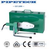 Plaque 63mm de chaufferette de pipe de plaque de chauffage de pipe et d'ajustage de précision de PPR