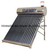 Non подогреватель воды давления солнечный (18tubes)