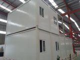 中国Modular Prefabricated 20ft&40ft Container House Single Storey Cabin Prabricated Container Houses