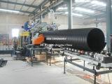 PE/PP 나선형 물결 모양 관 밀어남 기계 (KRAH 지속적인 형성)