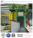 Qh69 H Kapitel-Stahlgranaliengebläse-Maschine