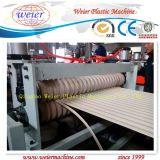 PVC波の版の屋根瓦の生産ライン