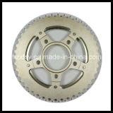 1045 staal of A3 het Kettingwiel van de Motorfiets van het Staal