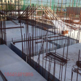 Molde da construção do PVC para o concreto