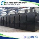 machine de traitement des eaux d'eaux d'égout de l'hôpital 50mt/Day