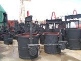 5 tonnes de poche de fer pour le fer chaud de vente de bâti chargent le constructeur