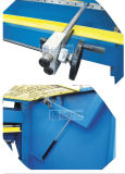 Aluminium die de Elektrische Scherende Machine van Machihne snijden Q11-4X1250